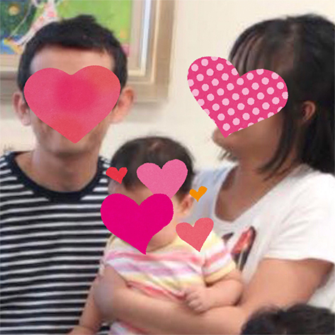 ベトナム女性との結婚体験 Sさん(40才)、妻(26才)、子ども1人